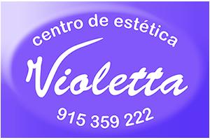Violetta Centro de Estética Logo